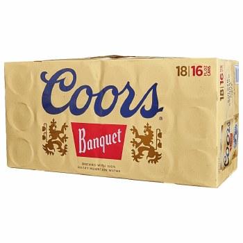 Coors Banquet 18pk