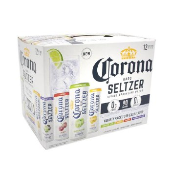 Corona Seltzer Variety Pk #1