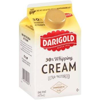 Darigold Whipping Cream Pint