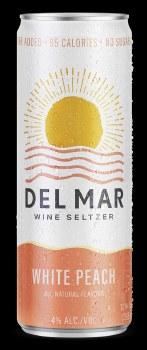 Del Mar White Peach Can