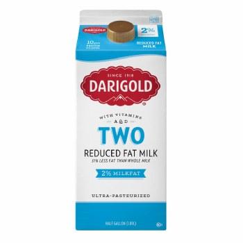 Darigold 2% Half Gallon Milk