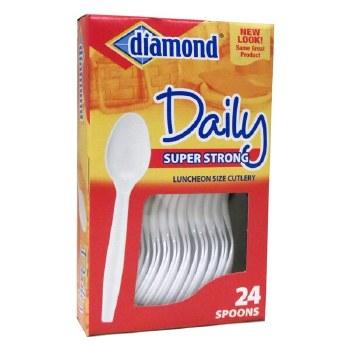 Diamond 24 Spoons