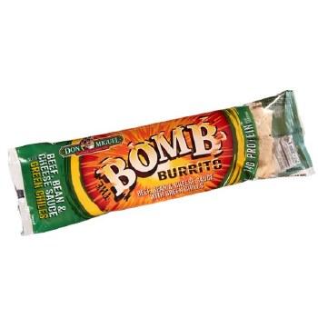 Dm Bomb Burrito Green