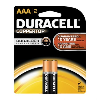 Duracel Aaa 2 Pack