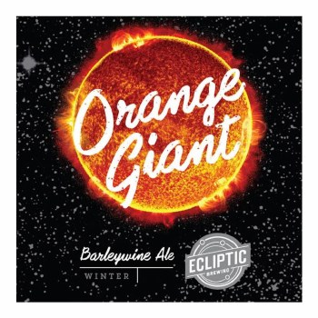 Ecliptic Orange Giant 22oz
