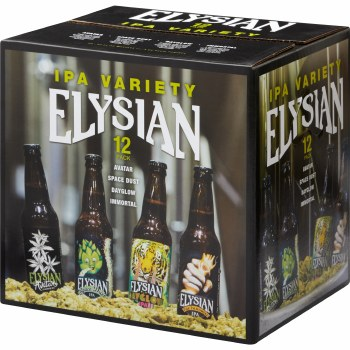 Elysian Variety 12 Pack Bottle