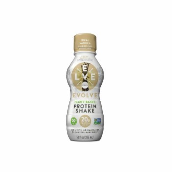 Evolve Vanilla Bean Protien