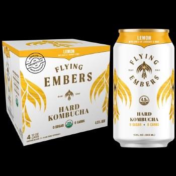 Flying Embers Lemon