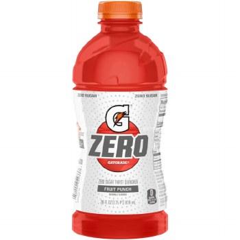 Gatorade Fruit Punch Zero