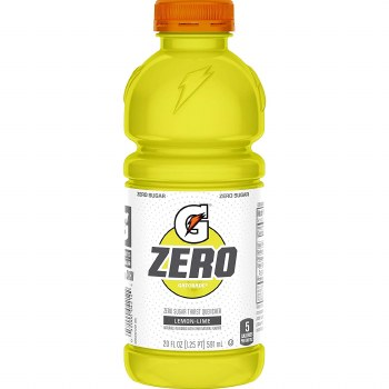 Gatorade Zero Lemon Lime 28oz