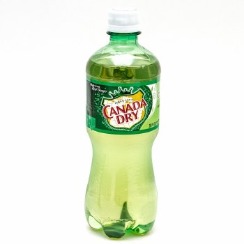 Canada Dry Gingerale 20oz