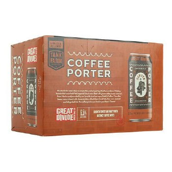 Great Divide Coffee Porter 6pk