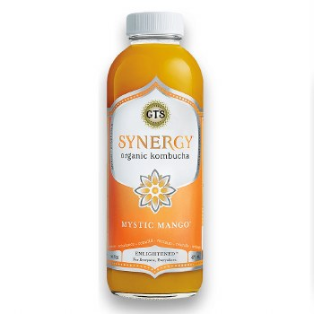 Gts Synergy Mango Kombucha