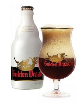 Gulden Draak Dark Red Triple