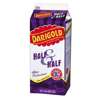 Darigold Half N Half 1/2 Gal