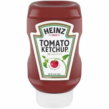 Heinz Ketchup 14oz Bottle