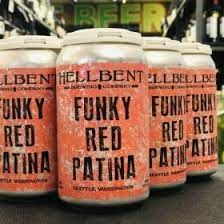 Hellbent Funky Red Patina 6pk