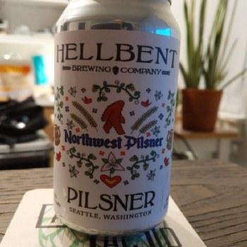 Hellbent Nw Pilsner