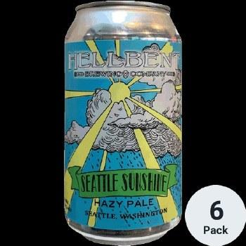 Hellbent Seattle Sunshine Pale
