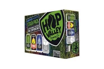 Hop Valley Stash Pack 12pk
