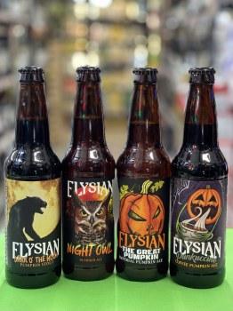 Elysian Dark O The Moon Stout