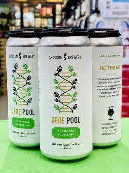 Skookum Gene Pool Double Ipa