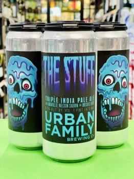 Urban Family Stuff Triple Ipa