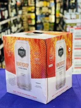 Seattle Honey Crisp Cider