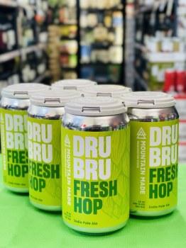 Dru Bru Fresh Hop Ipa