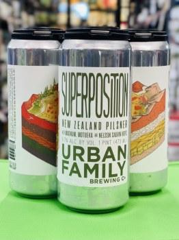 Urban Family Super Pilsner