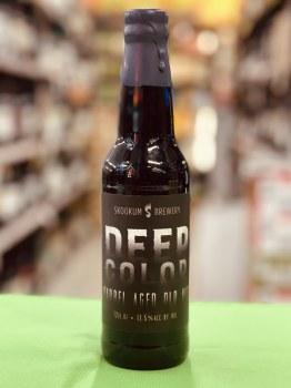 Skookum Ba Deep Color Old Ale