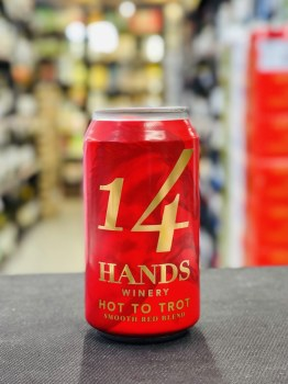14 Hands Hot To Trot Red