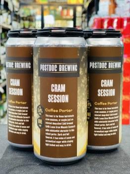Postdoc Cram Session C Porter
