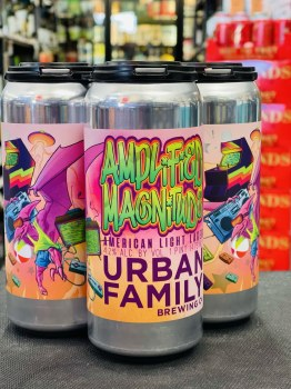 Urban Family Amplified Lager
