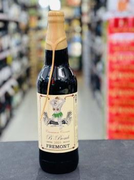 Fremont B-Bomb Cinnamon Coconut 2021