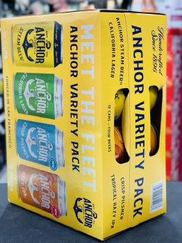 Anchor Variety 12 Pack