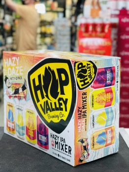 Hop Valley Variety 12 Pack
