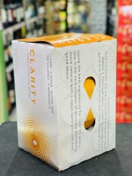 Clarity Mango Seltzer