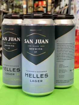 San Juan Hells Lager