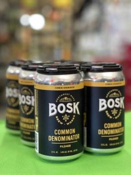 Bosk Common D Pilsner