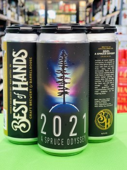 Best Of Hands Spruce Odyss Ipa