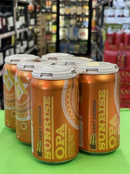 Fort George S Oatmeal Pale Ale