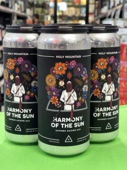 Holy Mountain Harmony Saison