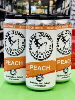 Fp Shark Jump Peach Seltzer