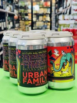 Urban Family Best Times Lager