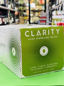 Clarity Ginger Lime