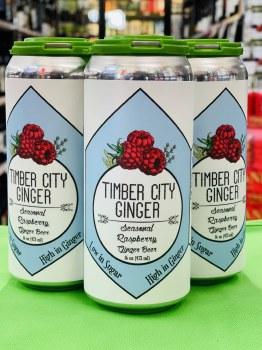 Timber City Ginger Beer Na