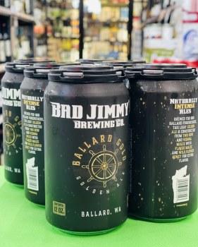 Bad Jimmy Gold Golden Ale