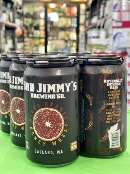 Bad Jimmy Blood Orange