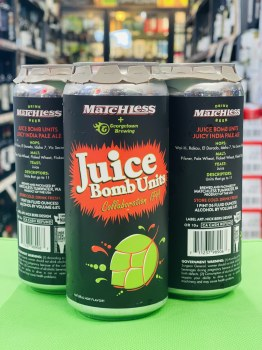 Matchless Georgetown Juice Ipa